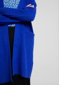 Selected Femme - SLFPHILUA CARDIGAN - Gilet - clematis blue - 5