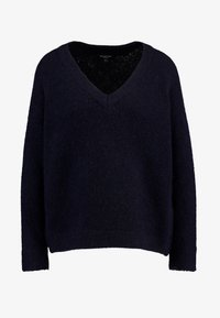 Selected Femme - SLFLANNA  - Pullover - night sky/melange