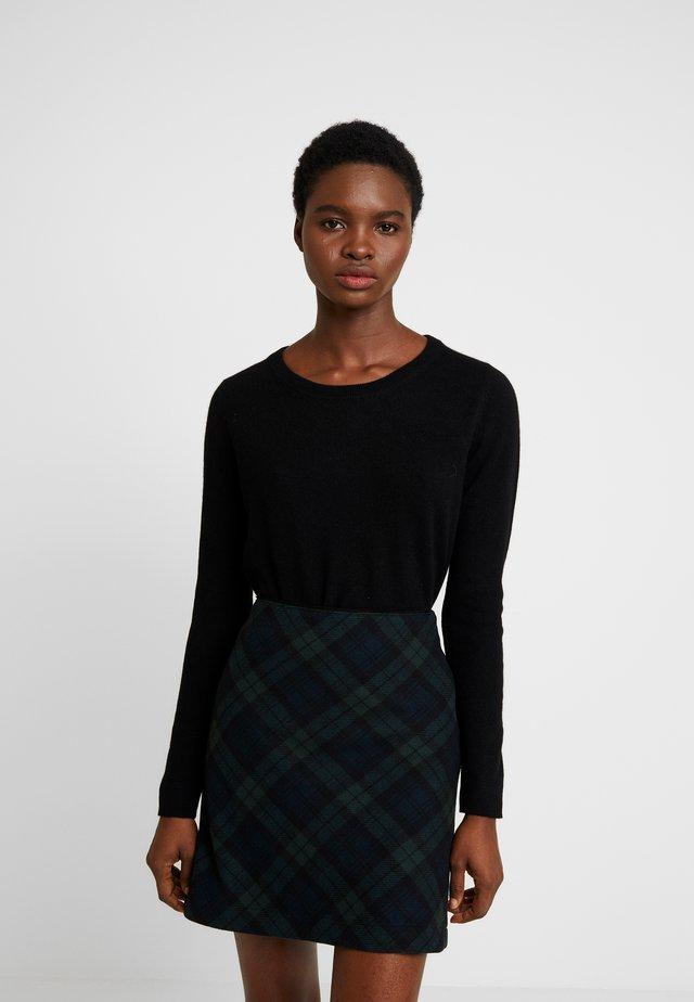 SLFAYA O NECK - Sweter - black
