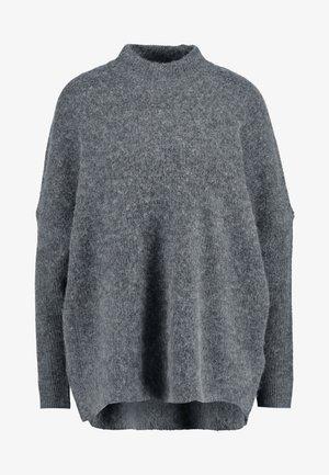 SLFENICA ONECK NOOS - Trui - medium grey