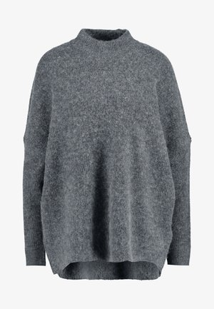 SLFENICA ONECK NOOS - Jumper - medium grey