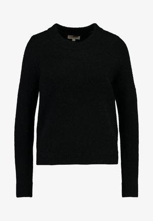 SLFSIA O NECK - Trui - black