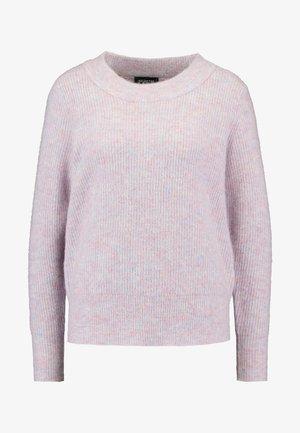 SLFSIF O-NECK - Pullover - heather rose/melange