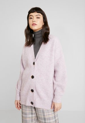 SLFSIF CARDIGAN - Vest - heather rose/melange