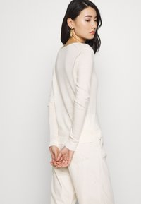 Selected Femme - SLFTOWER  - Jumper - snow white - 4