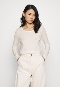 Selected Femme - SLFTOWER  - Jumper - snow white - 0
