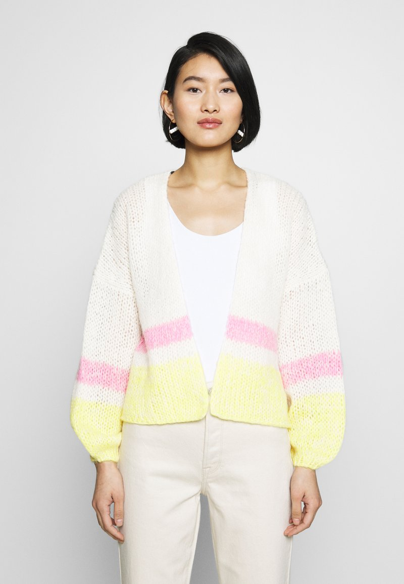 Selected Femme - SLFMELLOW  - Cardigan - empire yellow