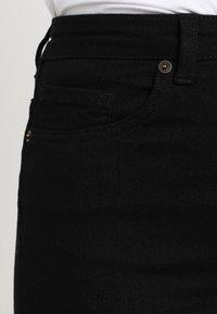 Selected Femme - SLFMAGGIE - Skinny džíny - black denim - 5