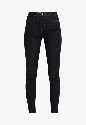 SLFMAGGIE SKINNY  - Jeans Skinny Fit - dark blue denim