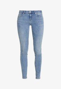 Selected Femme - SLFIDA CASTY - Skinny džíny - light blue - 3