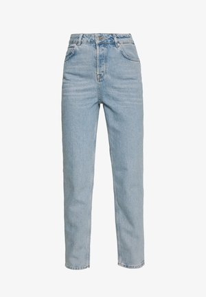 SLFFRIDA ARUBA - Vaqueros rectos - light blue denim