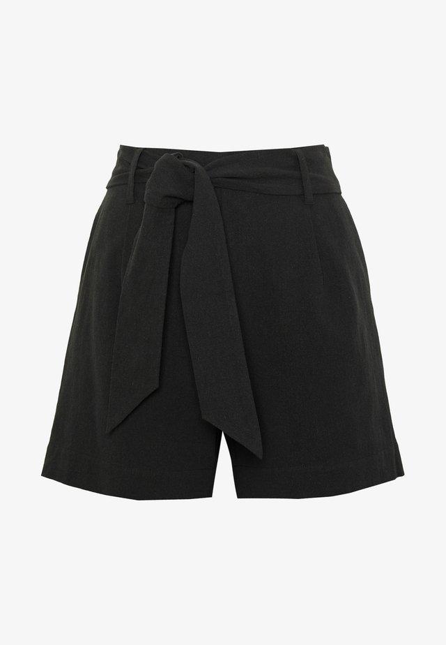 SLFMALVINA  - Shorts - black