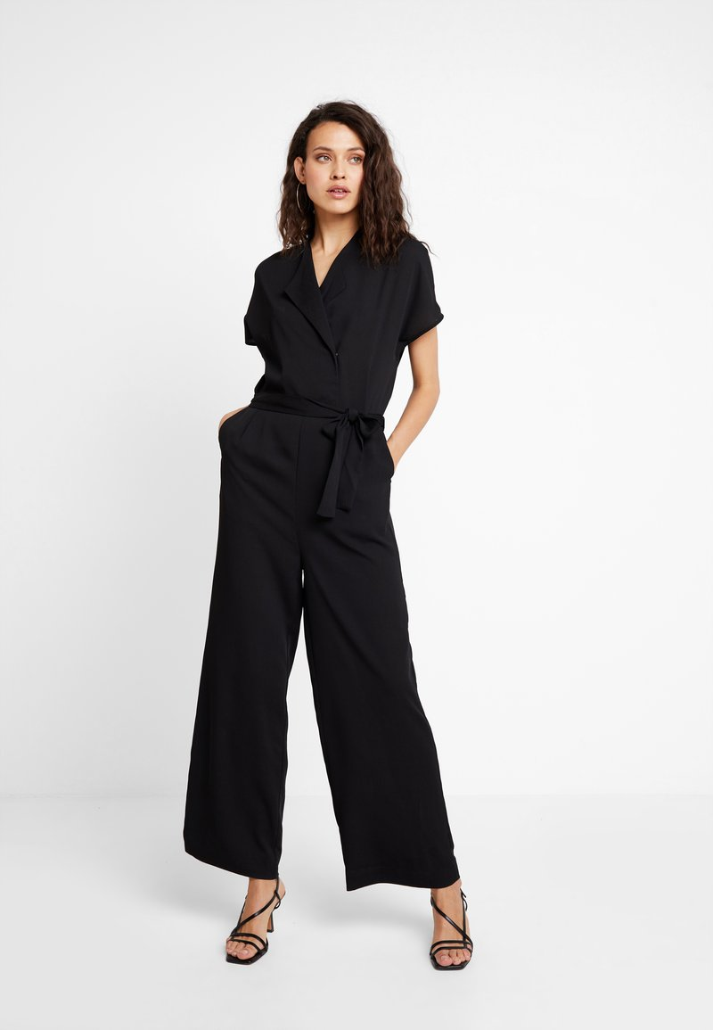 Selected Femme - SLFOLIA LUANE - Jumpsuit - black