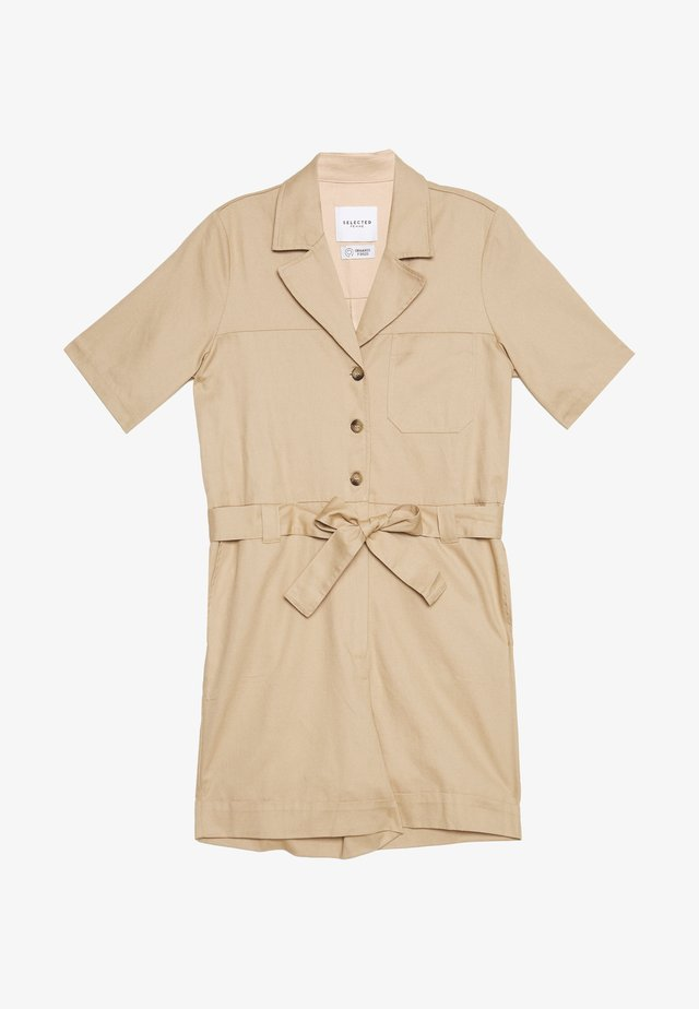 SLFWAVE PLAYSUIT - Kombinezon - curds and whey