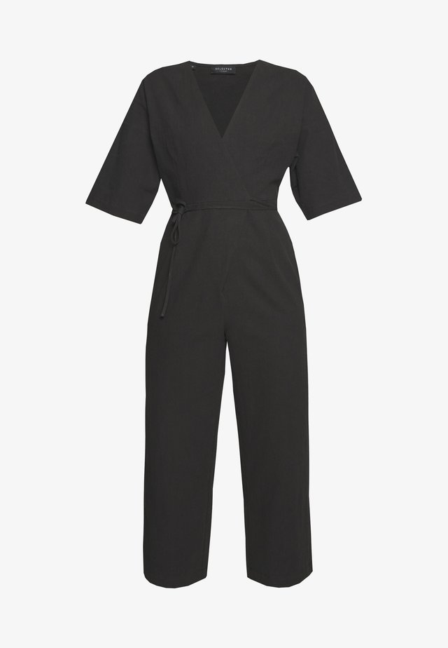 SLFMALVINA - Jumpsuit - black