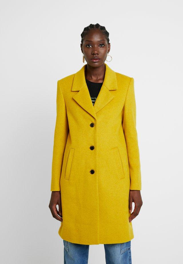 SFSASJA COAT CAMP - Krátký kabát - lemon curry