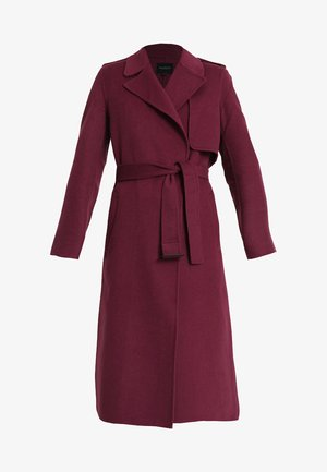 SLFTANA COAT  - Classic coat - earth red