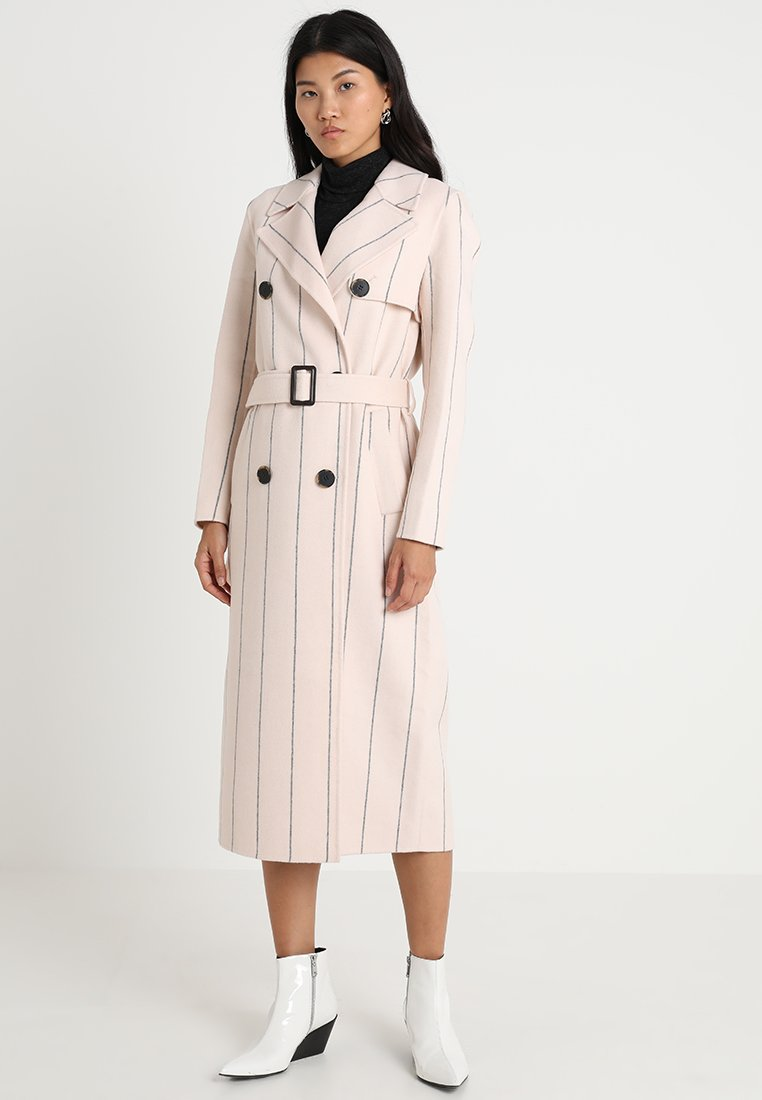 Selected Femme - SLFGOLD TANA COAT  - Manteau classique - heavenly pink
