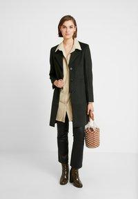 Selected Femme - SLFSASJA  - Zimní kabát - rosin melange - 1