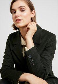 Selected Femme - SLFSASJA  - Classic coat - rosin melange - 4