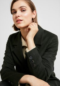 Selected Femme - SLFSASJA  - Zimní kabát - rosin melange - 4