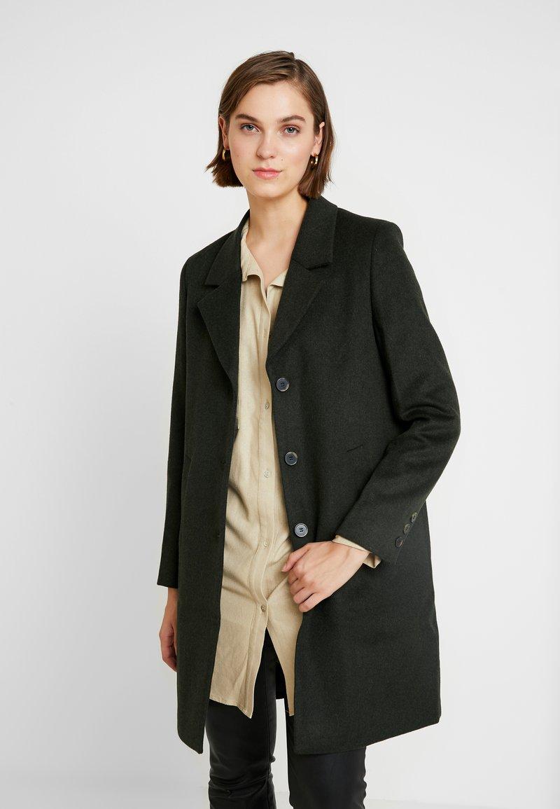 Selected Femme - SLFSASJA  - Zimní kabát - rosin melange