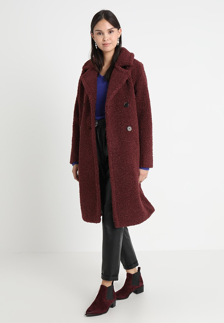 Selected Femme - SLFPALLA - Winterjas - purple