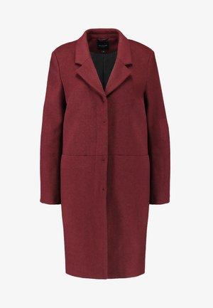 SLFBOA  - Płaszcz wełniany /Płaszcz klasyczny - earth red