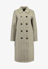 Selected Femme - SLFLYDIA COAT - Frakker / klassisk frakker - birch/brown - 4