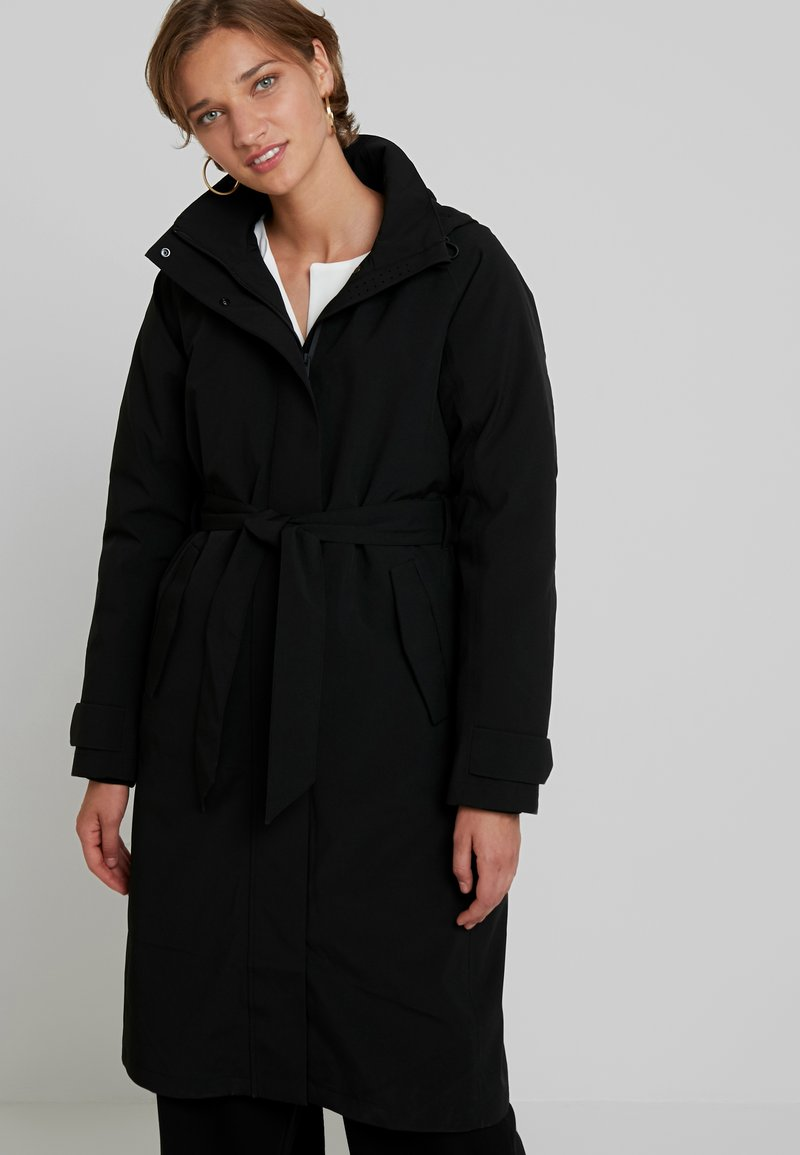 Selected Femme - SLFRASINI COAT - Parka - black