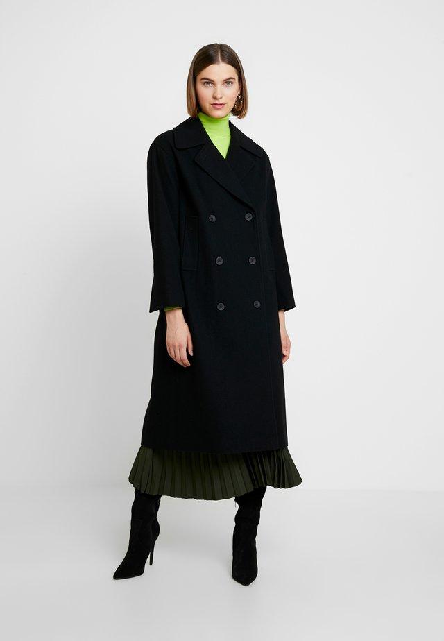 SLFTOKYO  - Zimní kabát - black