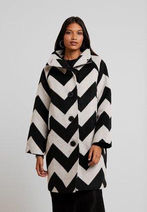 SLFVINA COAT - Classic coat - black