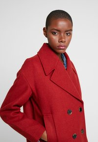 Selected Femme - SLFJEANNE - Classic coat - chili oil - 3