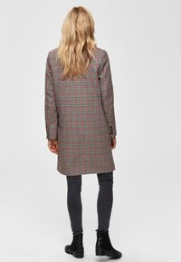 Selected Femme - Classic coat - chili oil - 2