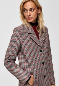 Selected Femme - Classic coat - chili oil - 4