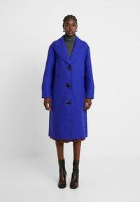 Selected Femme - SLFODA COAT - Mantel - clematis blue - 0