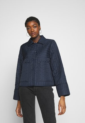 SLFRENEA QUILTED JACKET  - Light jacket - night sky