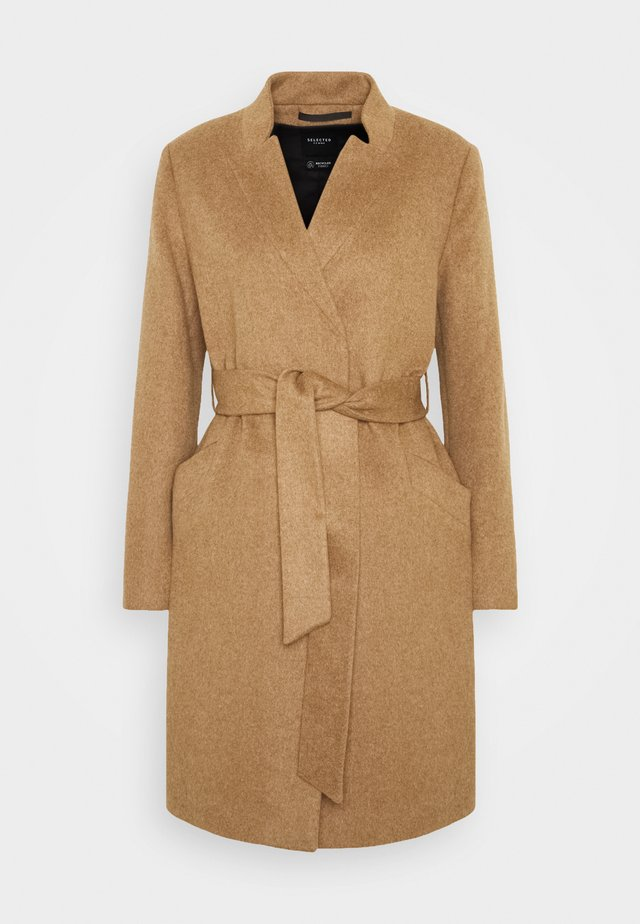 SLFMELLA COAT - Classic coat - tigers eye