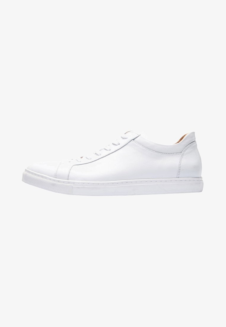 Selected Homme - Sneakersy niskie - white