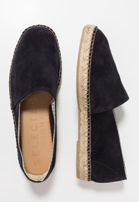 Selected Homme - SLHAJO - Espadrilles - dark navy - 1