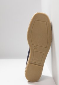 Selected Homme - SLHAJO - Espadrilles - dark navy - 4