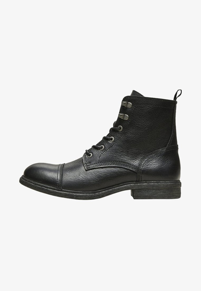 Selected Homme - Veterboots - black