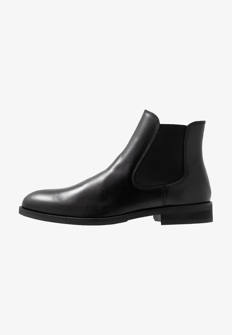 Selected Homme - SLHLOUIS CHELSEA BOOT  - Bottines - black
