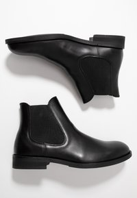 Selected Homme - SLHLOUIS CHELSEA BOOT  - Bottines - black - 1