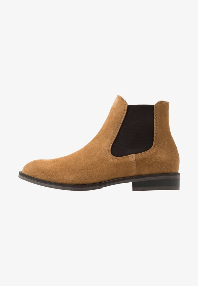 SLHLOUIS CHELSEA BOOT - Bottines - sand