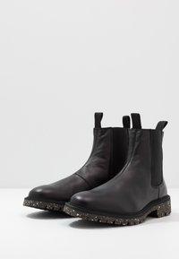 Selected Homme - SLHDANIEL CHELSEA BOOT - Stiefelette - black - 2