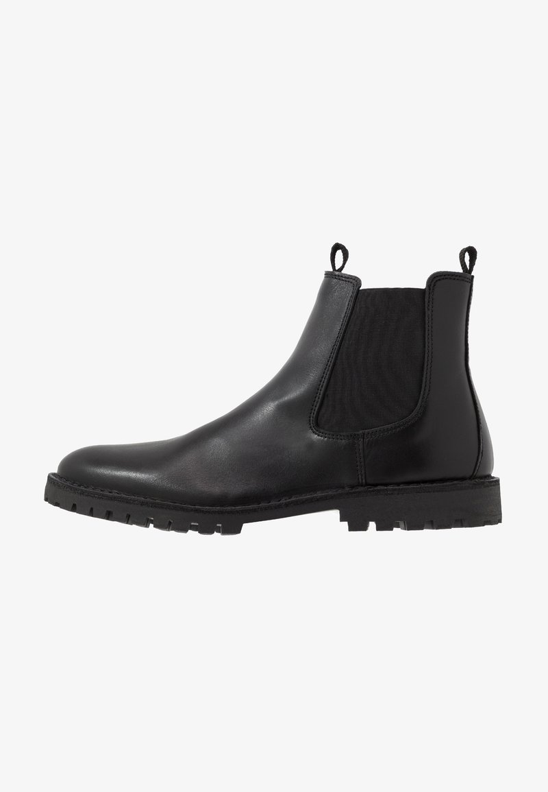 Selected Homme - SLHRICHARD CHELSEA BOOT - Classic ankle boots - black