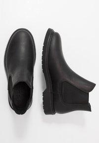 Selected Homme - SLHTONY CHELSEA BOOT - Kotníkové boty - black - 1