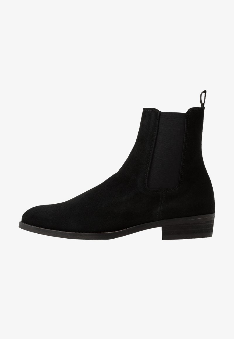 Selected Homme - SLHJOHN BOOT  - Classic ankle boots - black