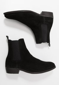 Selected Homme - SLHJOHN BOOT  - Classic ankle boots - black - 1